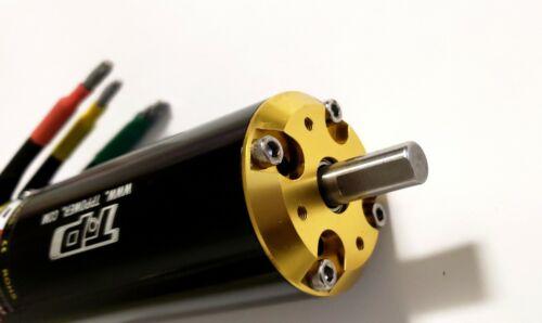 TP Power TP4070 2250KV Brushless Motor TP4070 with 8mm shaft (vented end cap)
