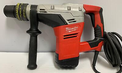 Milwaukee 5317-20 120v 10.5amp 1-91640mm Sds-max Rotary Hammer