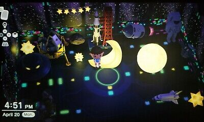 Animal Crossing New Horizons Space Set