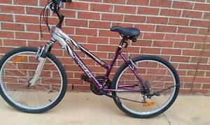 Pro Gear - Trail-Al - 18 Inch - 18 Speed - Purple - Mountain Bike