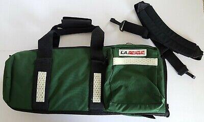 La Rescue Omega D Sleeve Oxygen Cylinder Carry Bag