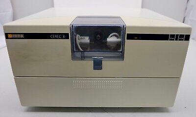 Sirona Cerec 3 Dental Milling Machine 2007 D3329 Model 5921759 100v 230vac