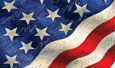 Toland Home Garden Star-Spangled Banner 18 x 30 Inch Decorat