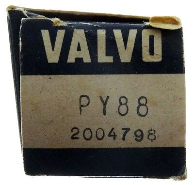 GEPRÜFT: PY88 Radioröhre, Hersteller Valvo. ID16931