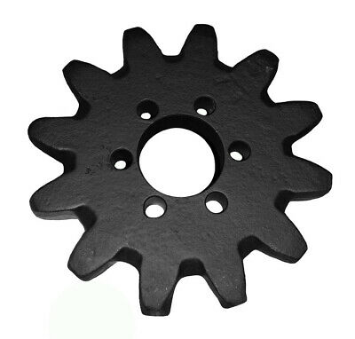 12 Tooth Sprocket 3000081 Ditch Witch Trencher Rt10rt12rt16rt20rt24rt30