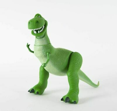 "TOY STORY 4 REX 15"" Poseable Figure Disney Pixar 2019 Exclusive Dinosaur NEW"