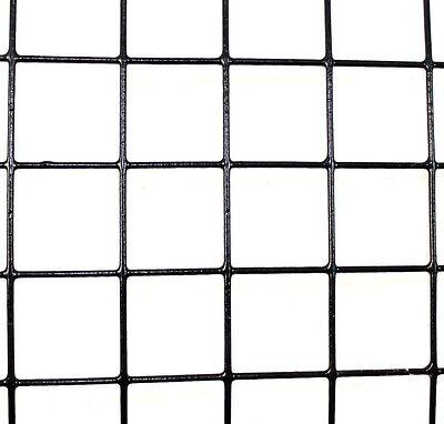 2 X 100 Welded Wire Pvc Coated Galvanized 1.5 X 1.5 Fence 14 Ga