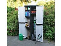 Large Garden Storage Cabinet + FREE Local Delivery