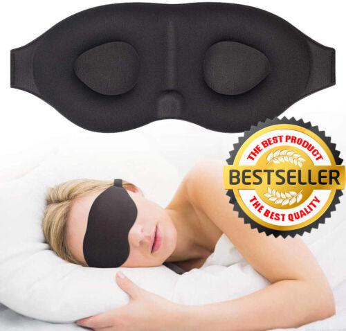 Sleep Mask For Men And Women, Eye Mask For Sleeping, Eye Cover Masks, Blindfold