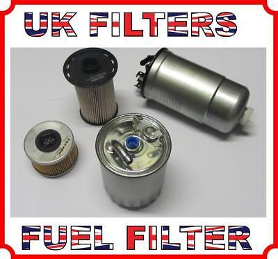 Fuel Filter Volkswagen  Caravelle T4 2.5 TD 10v 2459cc Diesel  102 BHP  (10/98-1