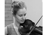 Violin Lessons in Shepherd's Bush, London /Online