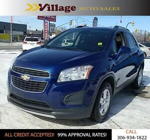 2014 Chevrolet Trax 1LT Back-up Camera, Bluetooth, Bose Speak...