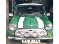 1978 CLASSIC MINI 998cc HL DELUXE. MOT & CAR TAX exempt! Historic vehicle!!