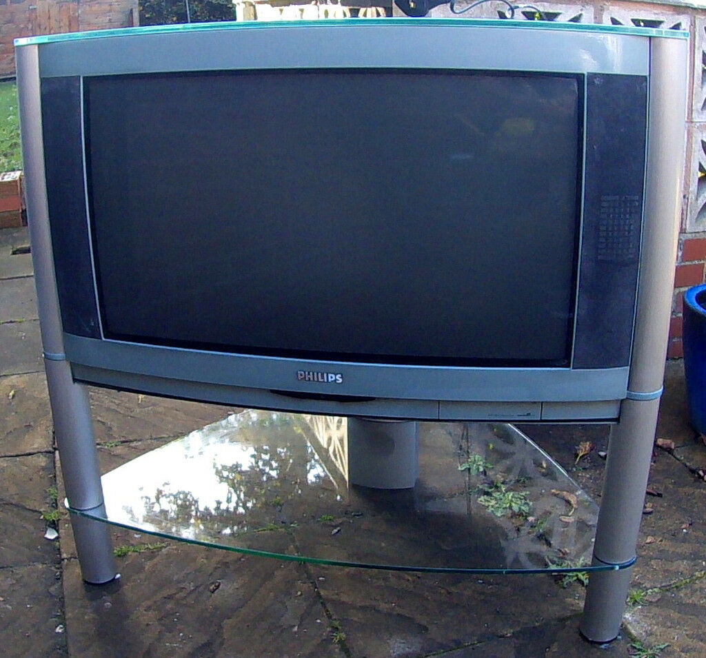 Phillips 32'' TV on Stand £20.