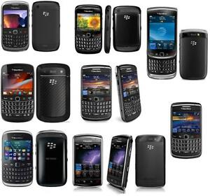 **SPECIAL**PLUSIEURS BLACKBERRY DEBLOQUÉ A VENDRE A PARTIR DE 45$ / MANY UNLOCKED BLACKBERRIES FOR SALE STARTING AT 45$