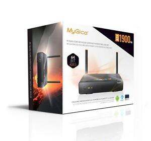 MyGica ATV1900 PRO Quad 4K HD Android 5.1 TV Streaming Box + Air Mouse Keyboard. 2GB RAM / 16GB Memory.w/ Netflix HD