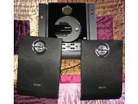 Philips hi-fi system