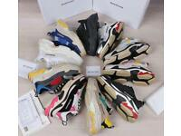 **XMAS SALE** Balenciaga Triple S (ALL SIZES) FREE SHIPPING **LIMITED TIME OFFER**