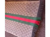 SOLD 100% authentic Gucci scarf