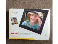 Kodak Easyshare P725 Digital frame 18cm