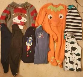 Boy's Clothing bundle aged 12-18 Mths 8