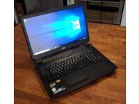 Gaming Laptop - High Spec - i7 7700k/ GTX 1080 G-Sync 4K