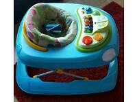 Chicco baby walker-like new