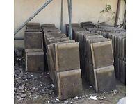 Redland Stonewold Weathered used MK11 Tiles