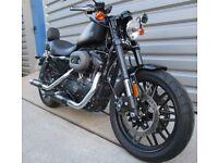 Harley Davidson XL 1200 CX Roadster