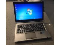 HP Elitebook 8470p laptop Intel Core i5 4GB