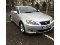 Lexus is220diesel lovely car mot full history one owner drives perfect