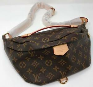 Louis Vuitton Monogram Belt Bag ( More Prints And Styles Available)