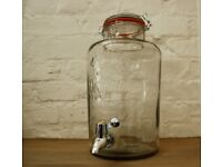 Large Kilner Jar with tap (5 L) for sale!