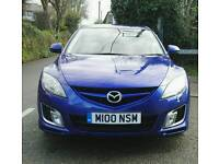 Mazda 6 2.2d sport 185bhp full s/h