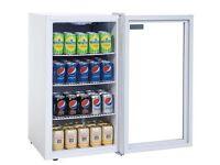 Polar CF750 Under Counter Drink Display Fridge Commercial Chiller 3 MONTH OLD