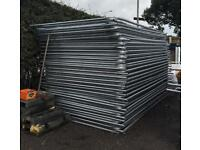 🛠 HERAS TEMPORARY SECURITY FENCE PANELS ~ NEW