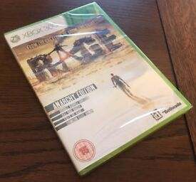 Rage (sealed) for Xbox 360