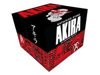Akira - manga box set. NEW SEALED. 35th anniversary supreme