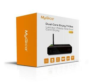 MyGica ATV 1200 Dual Core Streaming Media Player Plus, Powered by Android™ 4.2.2 with XBMC/KODI