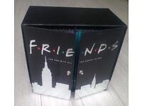 Friends silver skyline collectors boxset, series 1-10 complete
