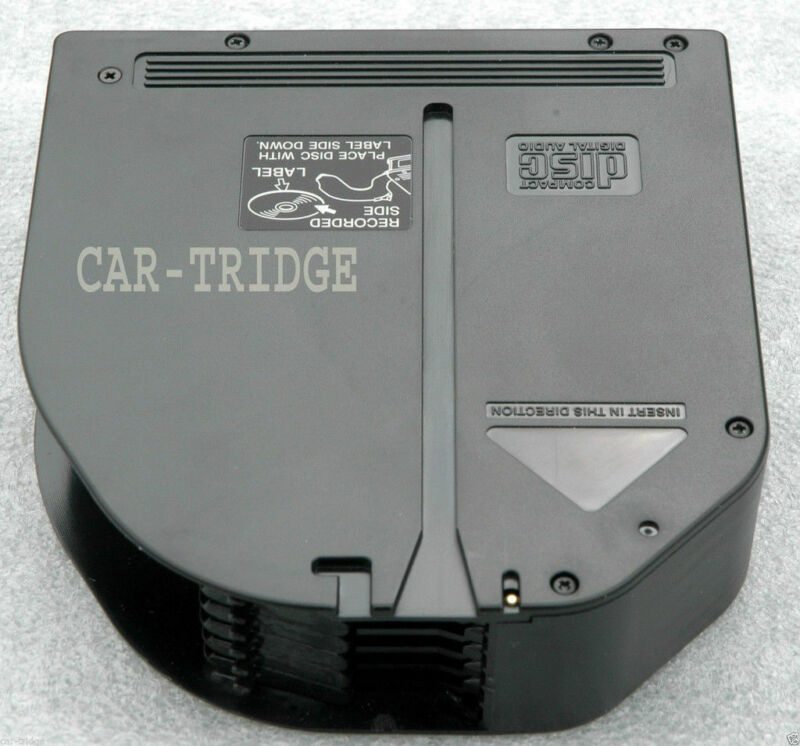 MAGAZINE CARTRIDGE XAT6 - FOR SONY CDX-T60 T62 T65 - 6 DISC CAR CD CHANGER