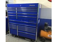 Snap on tool box - excellent condition - KRL MASTER SERIES