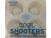 'Fred' Cool Shooters 'Ice' Shot Glass Maker