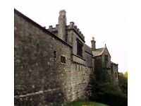 Ghosts of Clitheroe Castle investigation