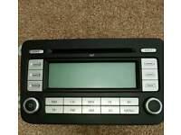 VW rcd 500 MP 3 6 CD