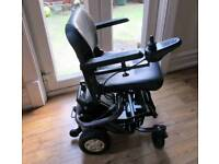 LIGHTWEIGHT 4MPH POWERCHAIR. CARBOOT POWERCHAIR. TRANSPORTABLE. PERFECT. £600 ONO