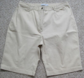 Ladies Shorts, sizes 8, 10 and 18, some NEW. £1 - £2 each