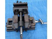 4 inch / 100mm Cross Sliding Engineer Machine Vice