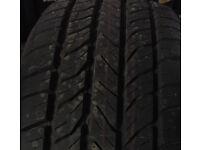 195 60 15 Bridgestone Potenza re88 tyre BRAND NEW