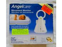 Angelcare AC100 Movement Baby Monitor with 2 Sensor Pads and 2AA Batteries included